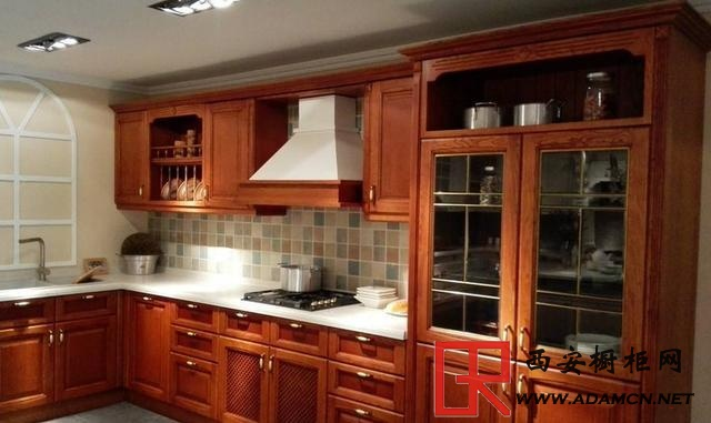 橱柜定制整体厨房效果图